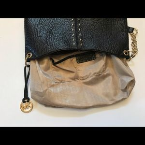 Michael Kors Bags - Michael Kors Shoulder/ Tote Black Bag